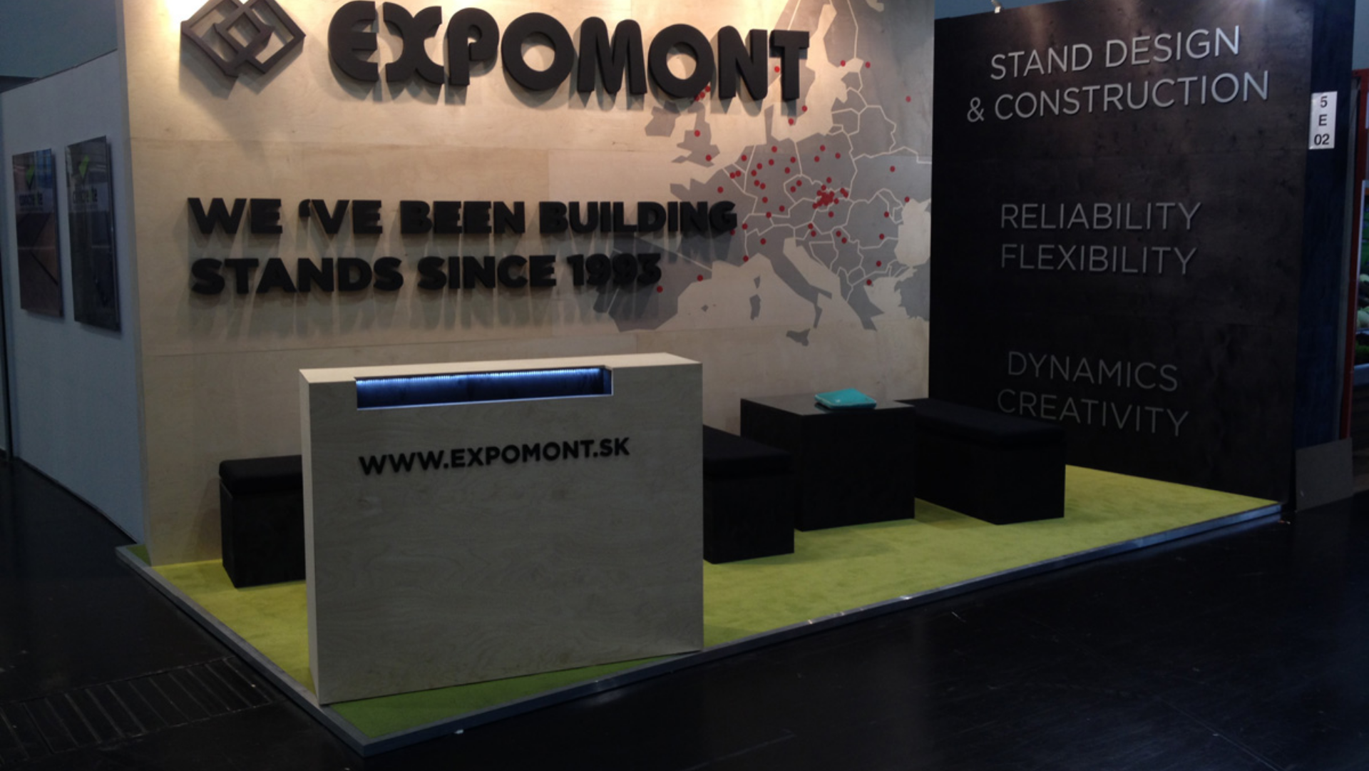 Exhibition Stand Builders In Poland : Homepage expomont nitra spol. s r. o.